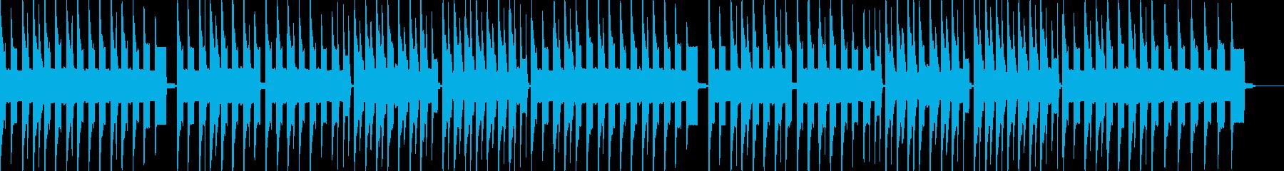 お正月をファミコン音源可!楽しいゲームにの再生済みの波形