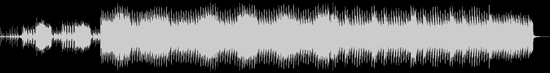 CM用 アナログシンセ 印象的でハードの未再生の波形