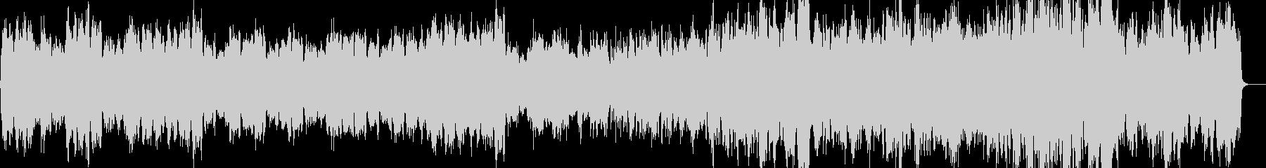 ストリングスによる切ないクラシックの未再生の波形