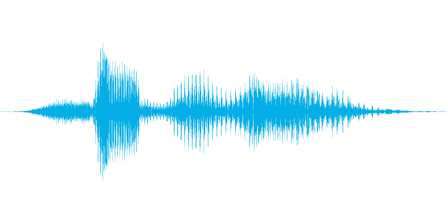 「February」英語発音の再生済みの波形