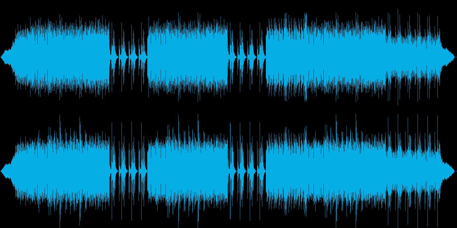 メタルとピアノで春のイメージを出したつ…の再生済みの波形