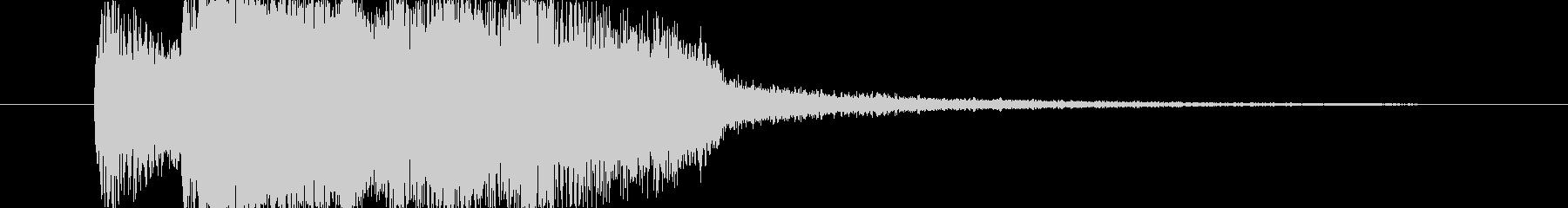 チャラララー(レベルUP、オーケストラ)の未再生の波形
