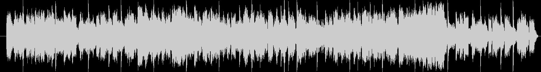 女性の声が印象的なおしゃれな15秒BGMの未再生の波形