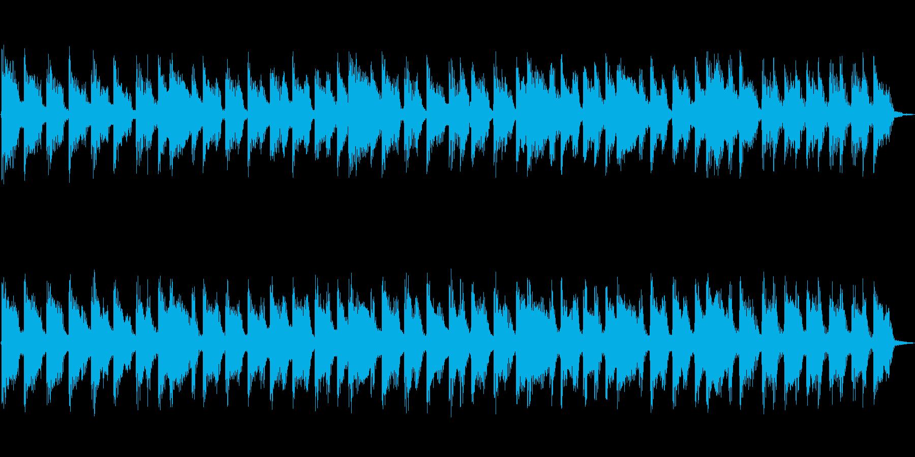 元祖ロックンロール風のジングルの再生済みの波形