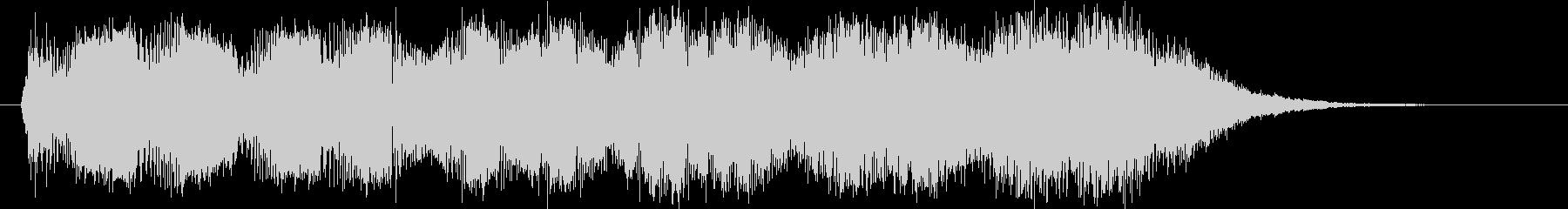 EDM系のDJ/音楽制作用フレーズ!02の未再生の波形