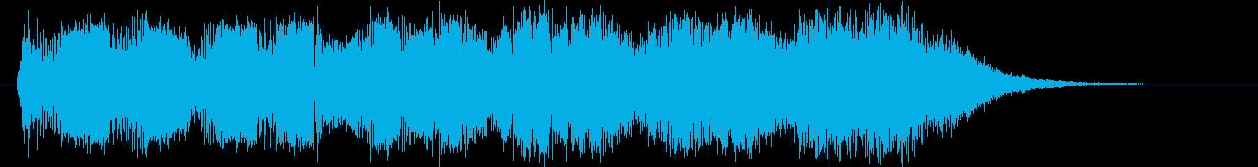 EDM系のDJ/音楽制作用フレーズ!02の再生済みの波形