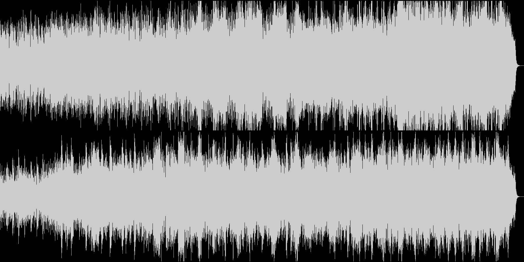 優しさに包まれる感動ピアノ1全楽器フルの未再生の波形