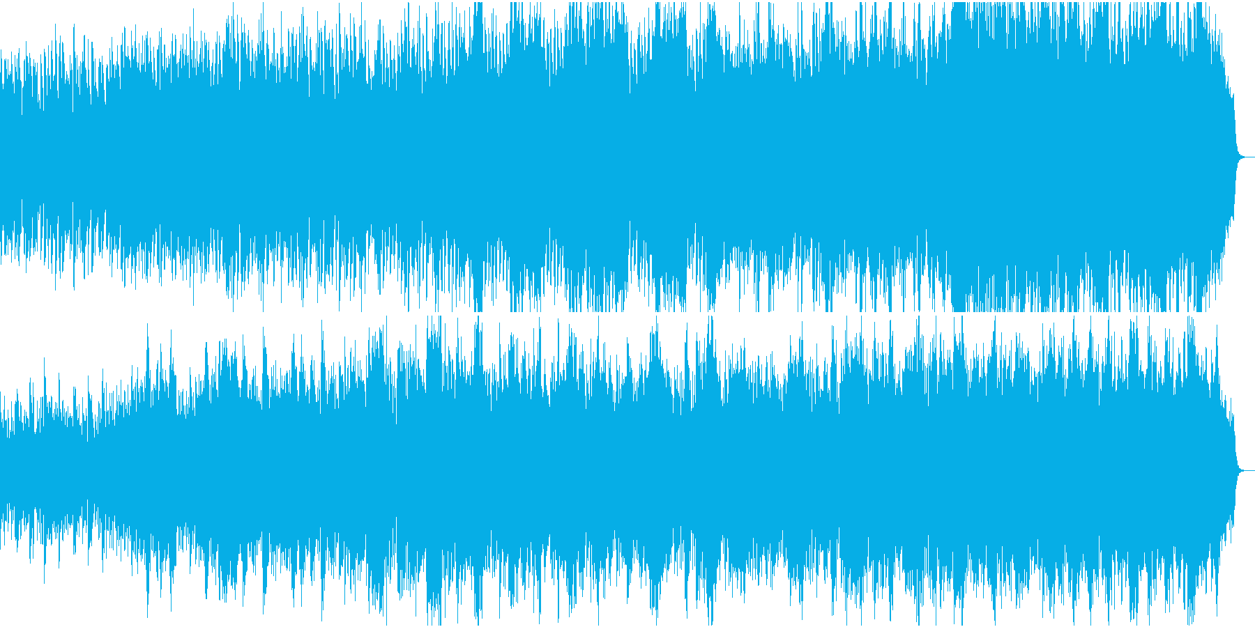 優しさに包まれる感動ピアノ1全楽器フルの再生済みの波形