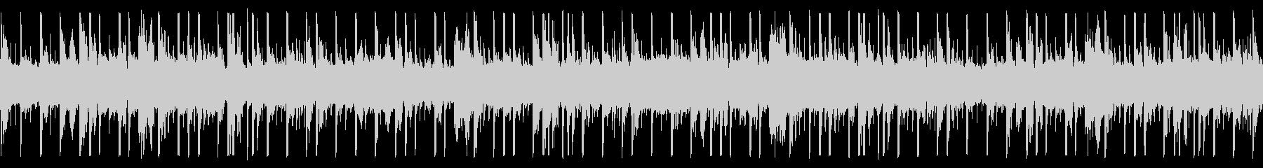 ピアノメインのHip-Hop/Loopの未再生の波形