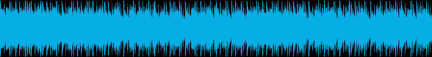 【ループ用】 ファンタジーRPG ゲームの再生済みの波形
