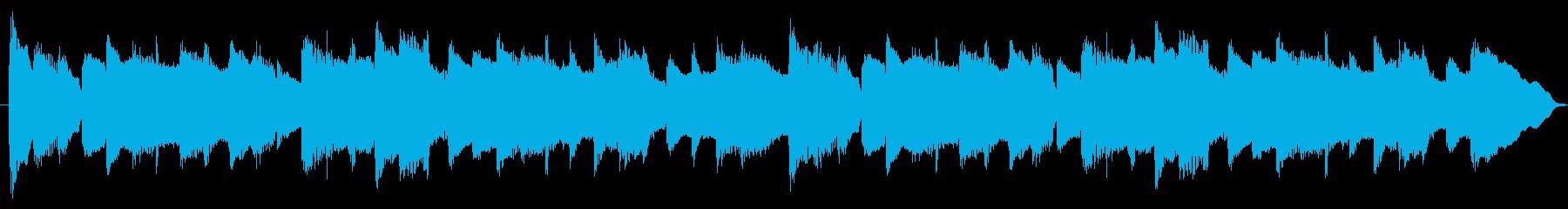 ハープシコードのソロ曲です。の再生済みの波形