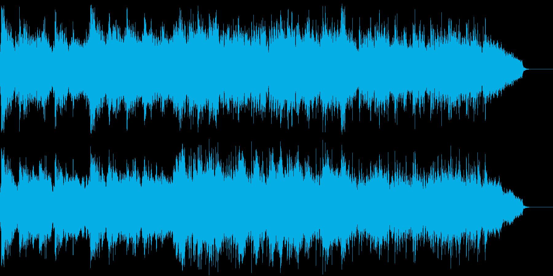 表彰式や栄光の軌跡プレイバック、その2の再生済みの波形