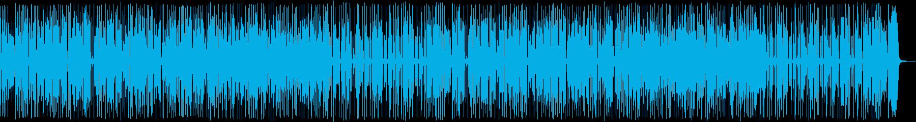 陽気でゴキゲンな80年代風ソウルファンクの再生済みの波形