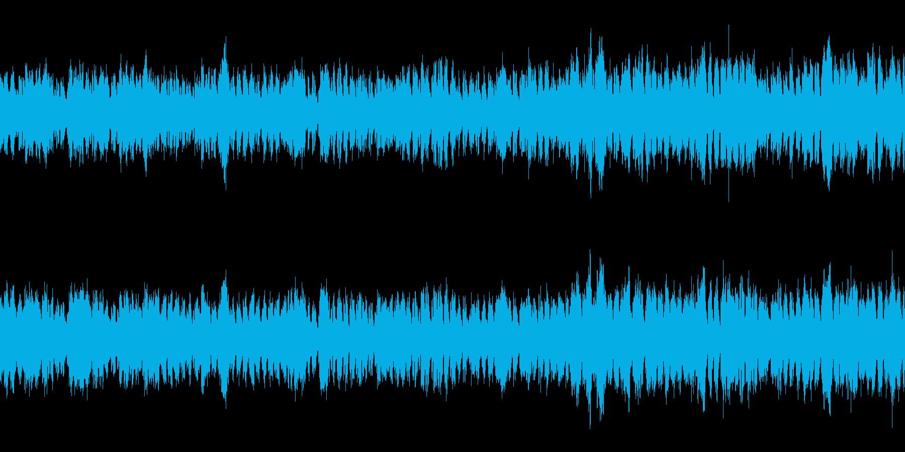 悪の城 (ループ仕様)の再生済みの波形
