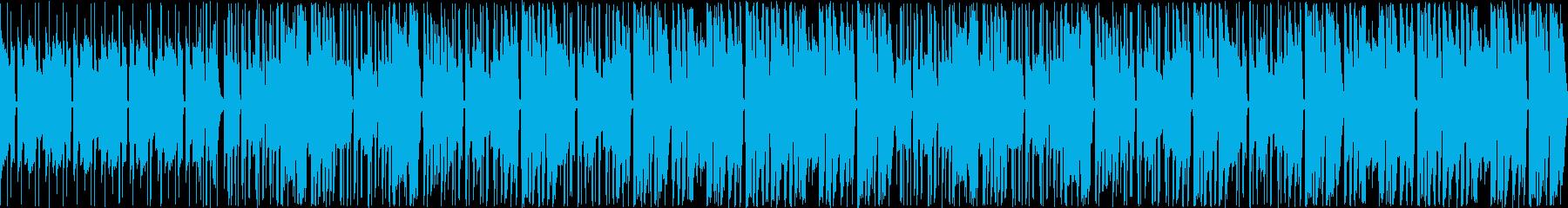 【楽しいワクワクなスカ/JAZZ】の再生済みの波形