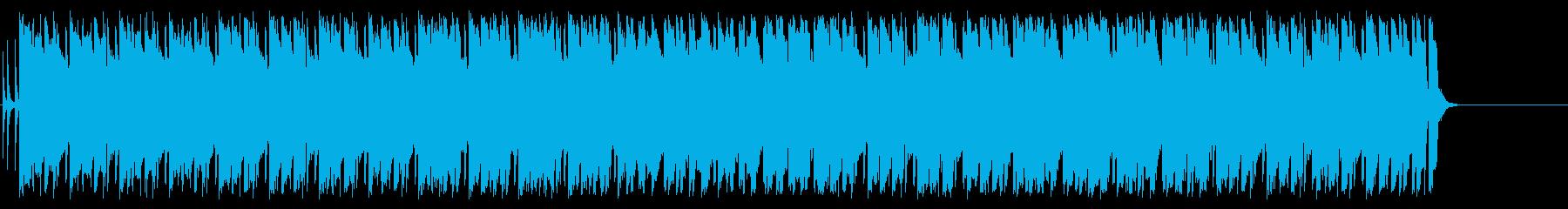 おちゃらけ 登場 明るい オープニングの再生済みの波形