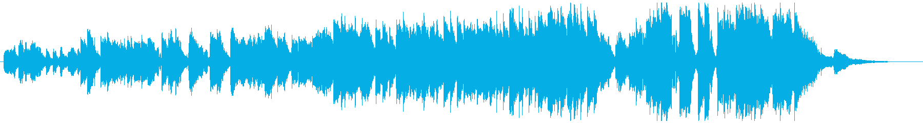 ホルスト「木星」鍵ハモとピアノの二重奏の再生済みの波形