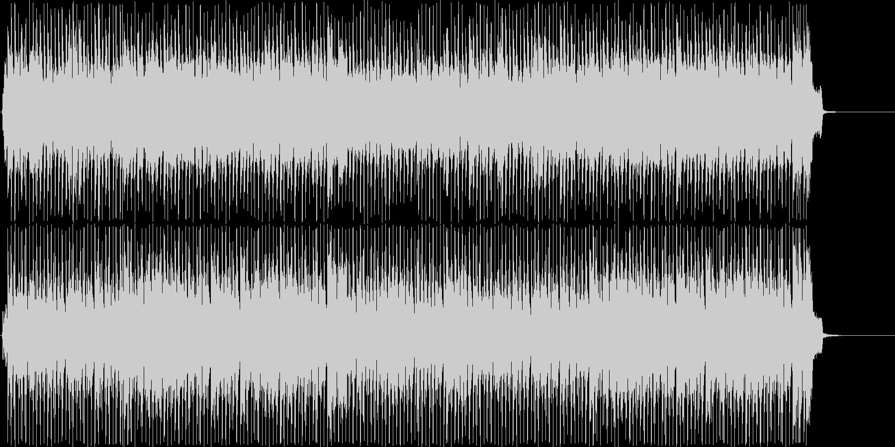 ブルーグラス的なバンジョーとフィドルの未再生の波形