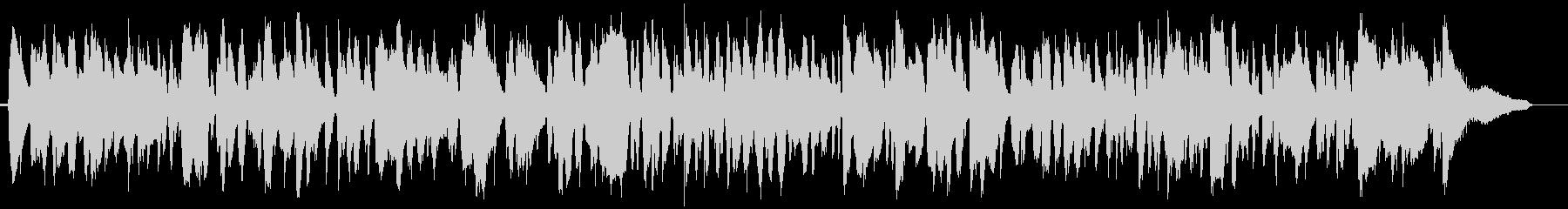 ハーモニカ生演奏マイナー調ボサノバソロ風の未再生の波形