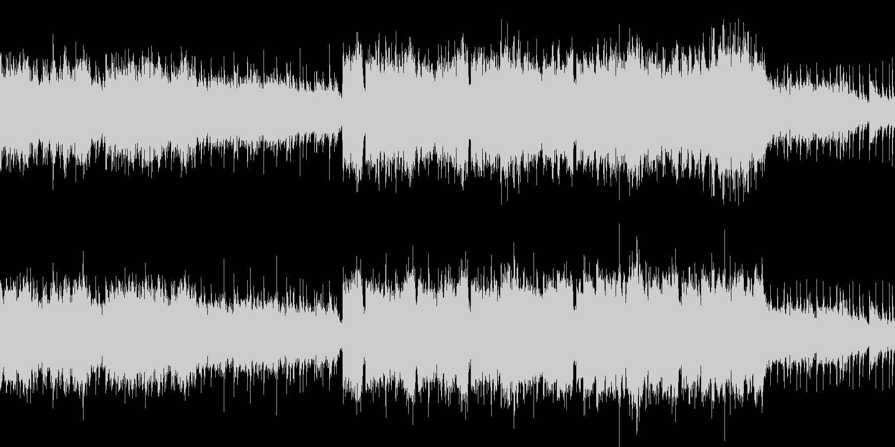 感動のファンタジー系ループ曲の未再生の波形
