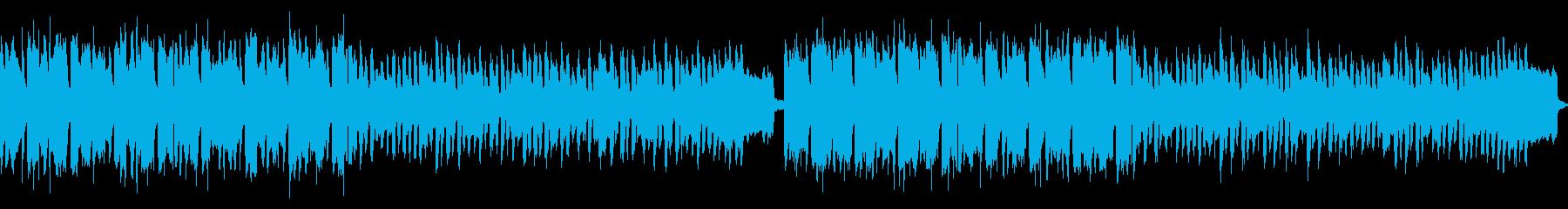 ウキウキわくわくな万能BGM74の再生済みの波形