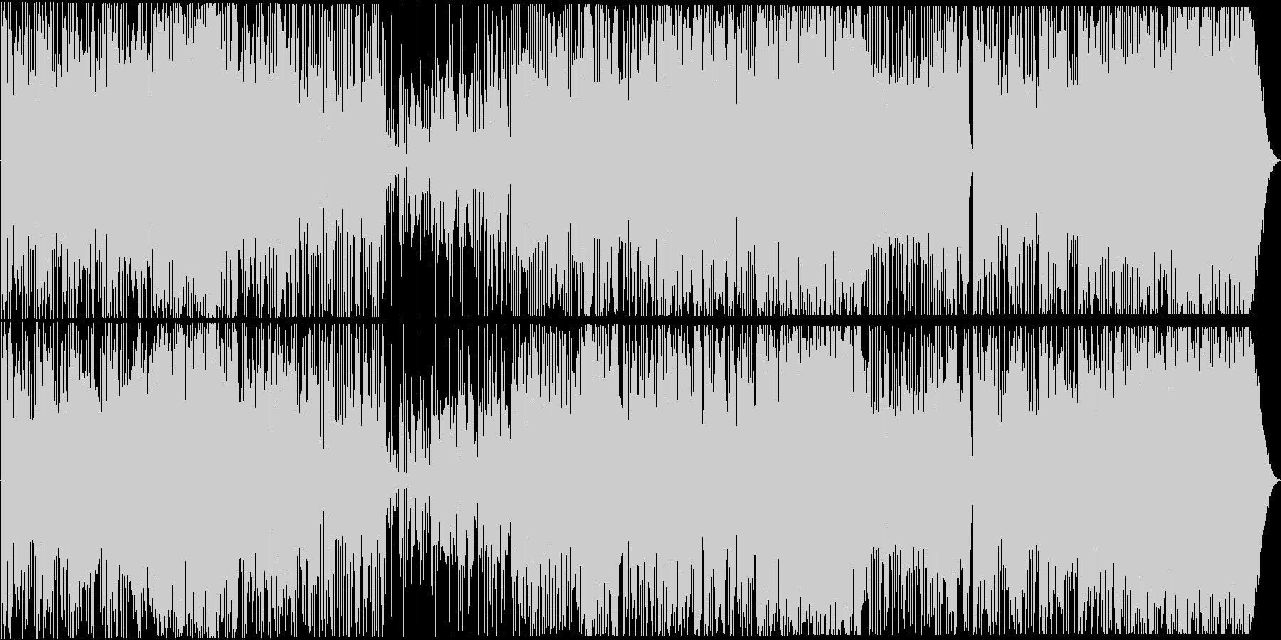 Bob Mintzerフィーチャー曲!の未再生の波形