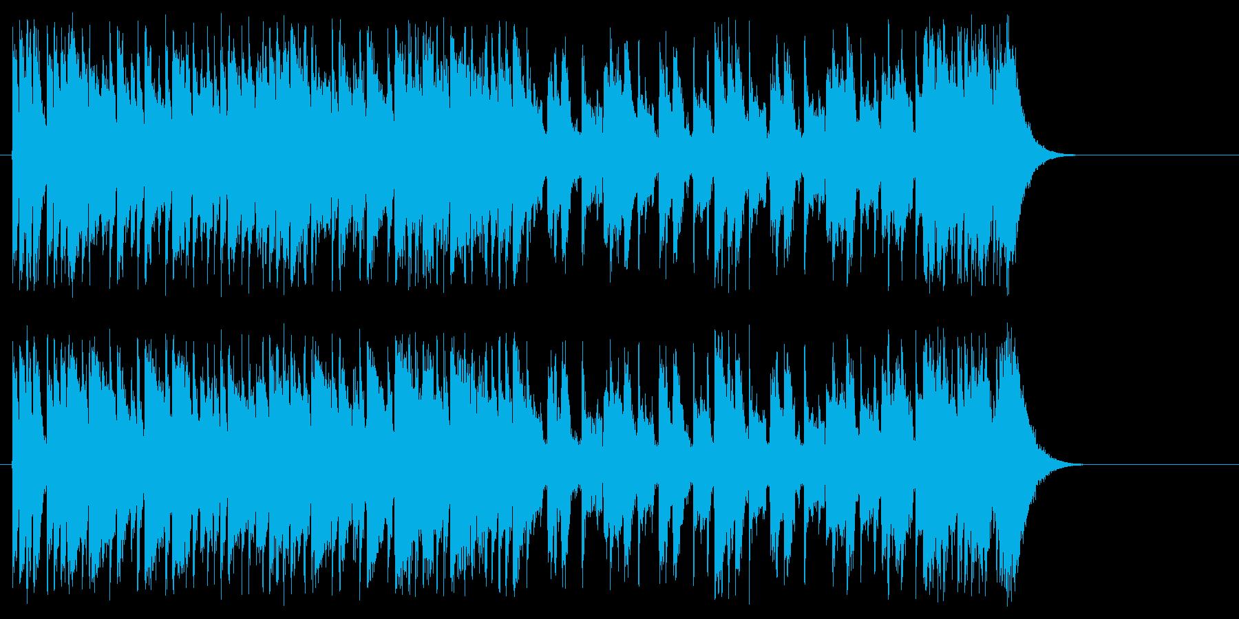 ダンディズム強調 都会派サウンドの再生済みの波形