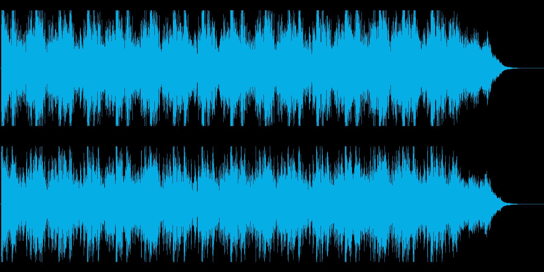 サウンドトラック-決戦-の再生済みの波形