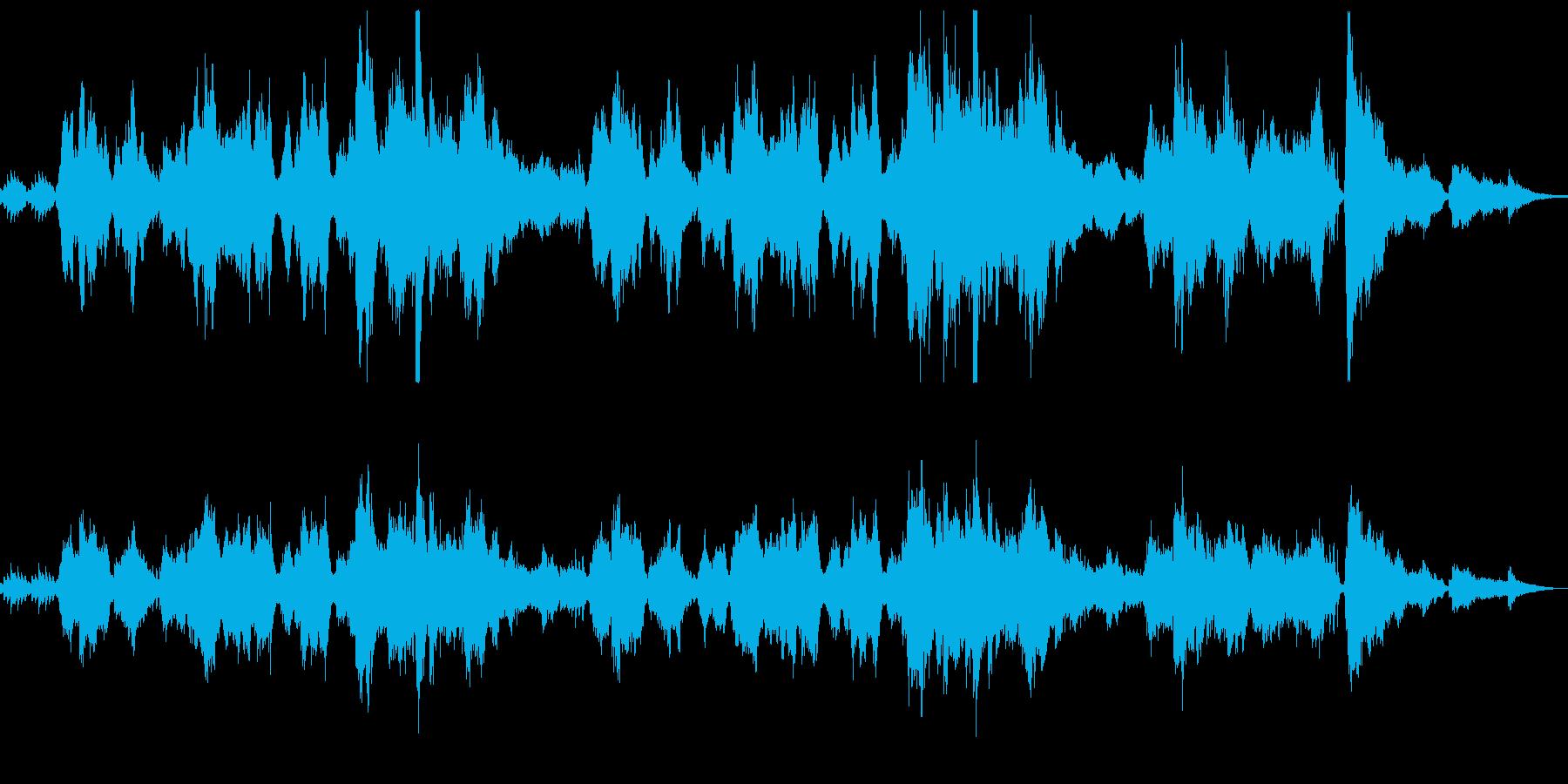 タイスの瞑想 ピアノ・バイオリンカバーの再生済みの波形