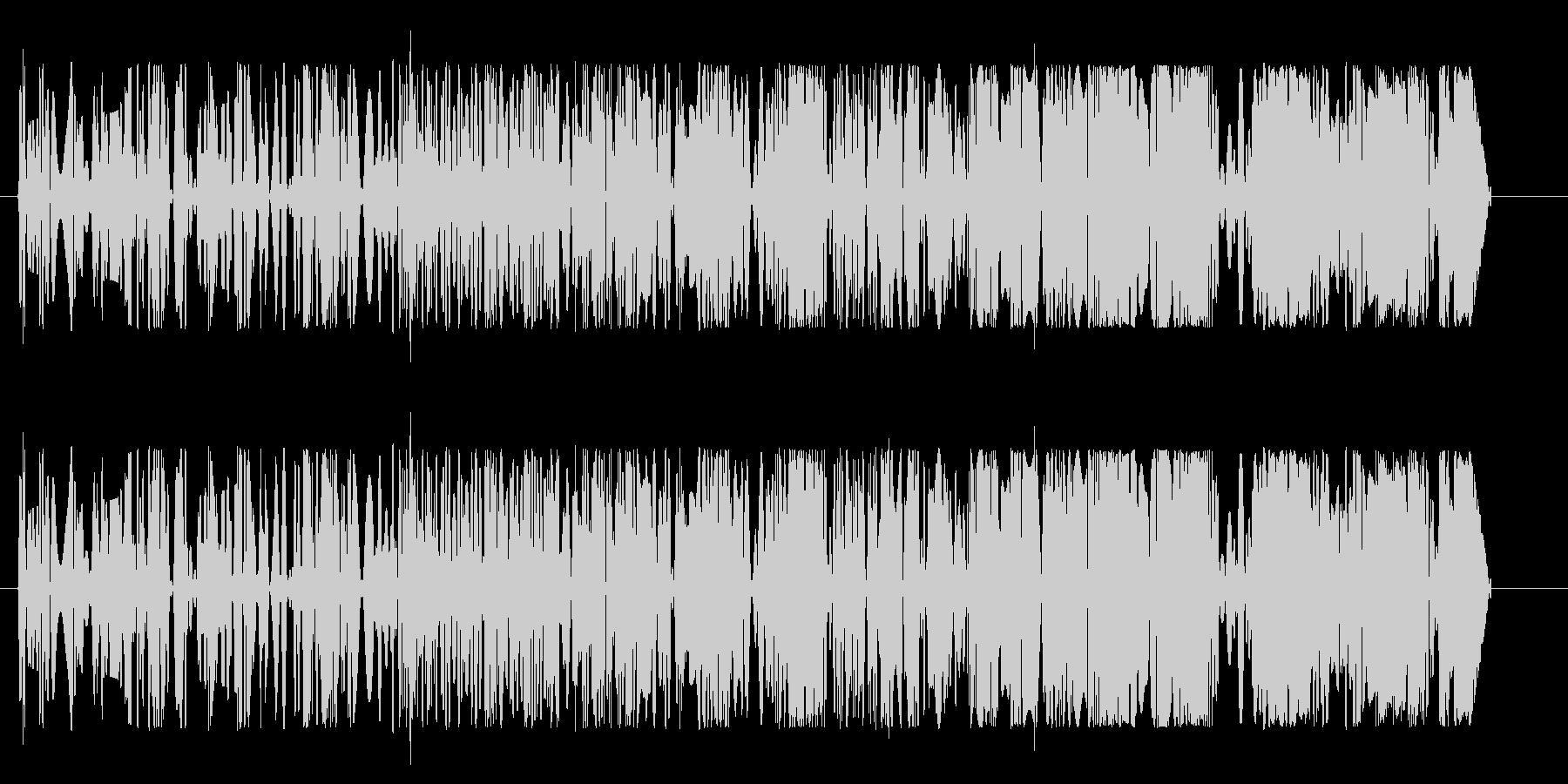 モクモク(回転系の音)の未再生の波形
