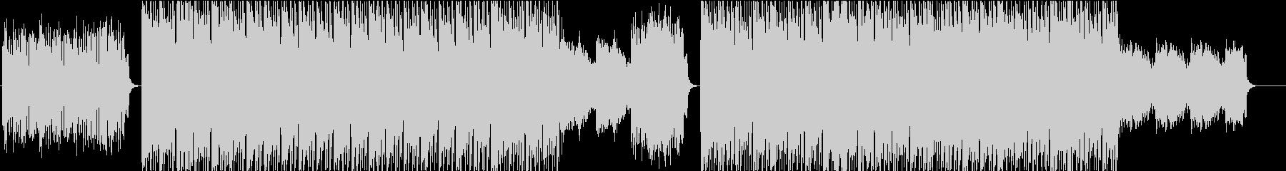 エレクトロニックフュージョン(WAV)の未再生の波形