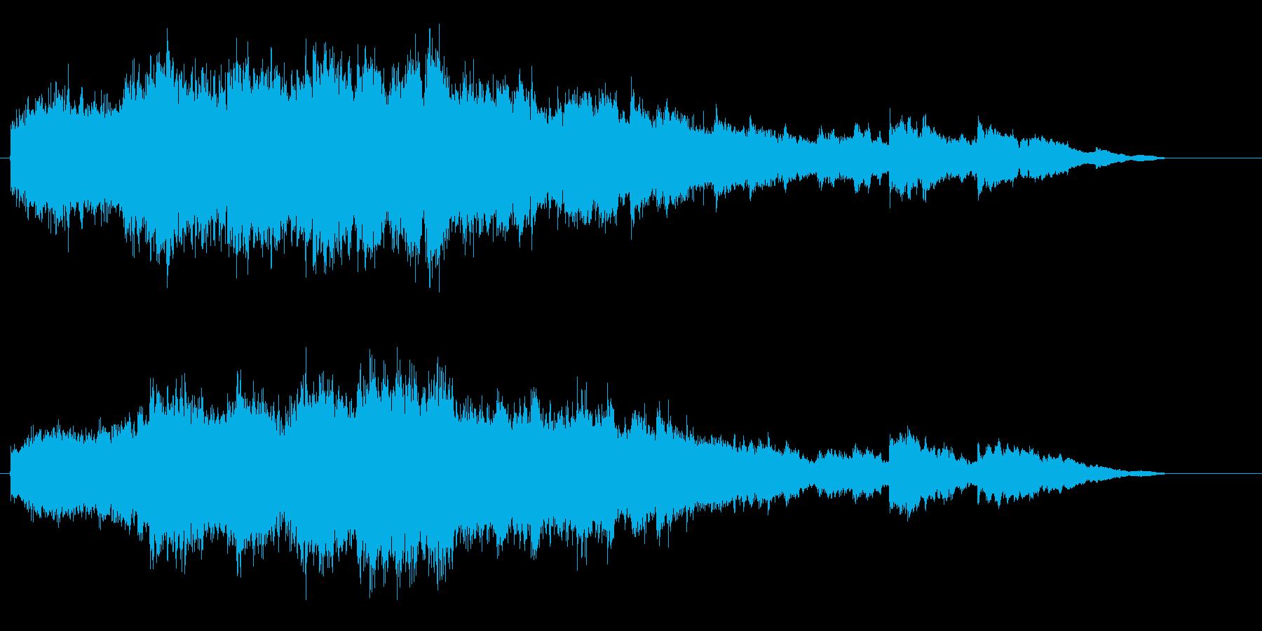 ブライダル・パフォーマンス向けピアノの再生済みの波形