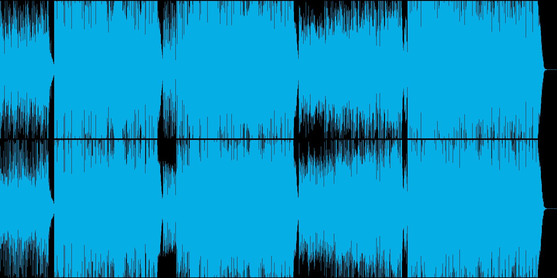 シンプルなボサノバ_03の再生済みの波形