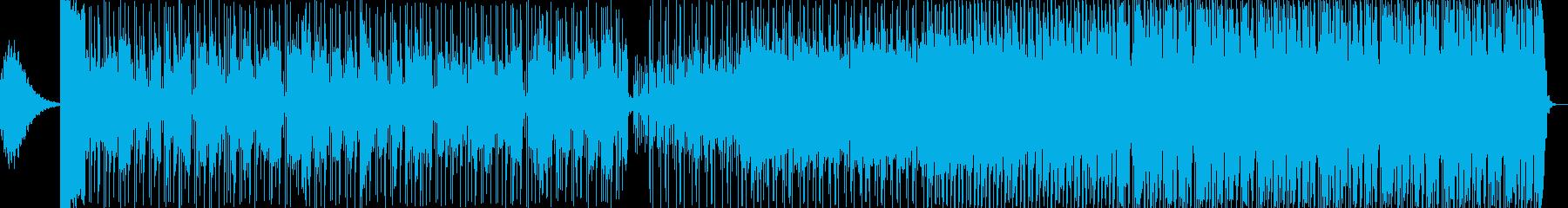シューティング系ゲームなどに最適かもの再生済みの波形