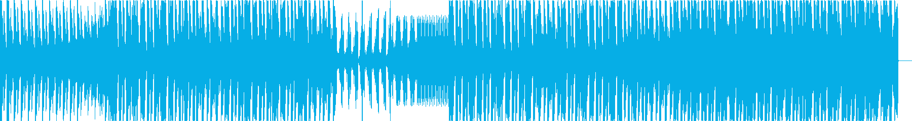 【1分版】ゴキゲンなスウィングをダンスにの再生済みの波形