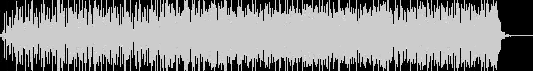 スタイリッシュ・コミカル・アップテンポの未再生の波形