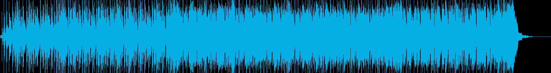 スタイリッシュ・コミカル・アップテンポの再生済みの波形