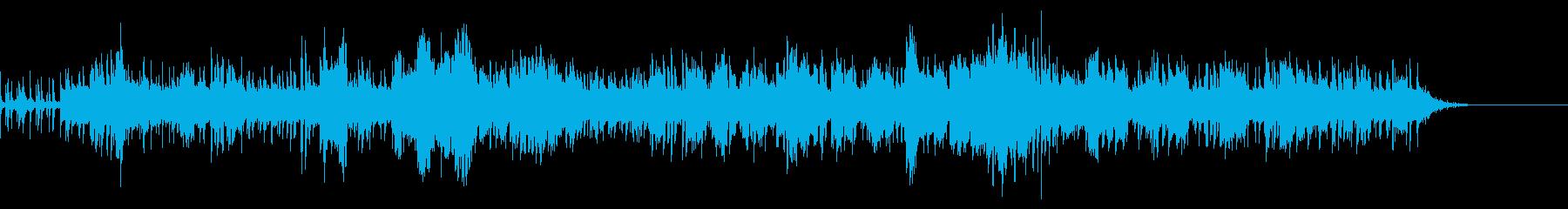 ソプラノsax子供voiceで暗funkの再生済みの波形