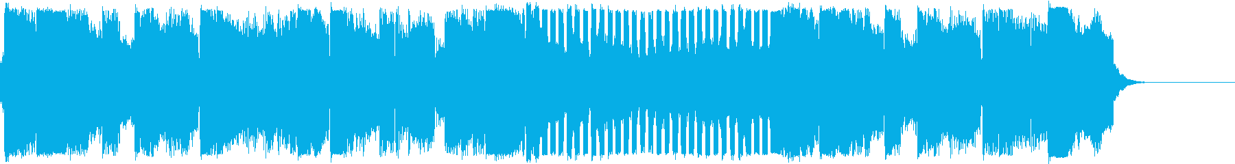 表彰式や栄光の軌跡プレイバック、その1の再生済みの波形