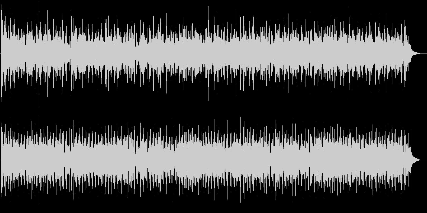 結婚式バッハメヌエット116ソフトロックの未再生の波形