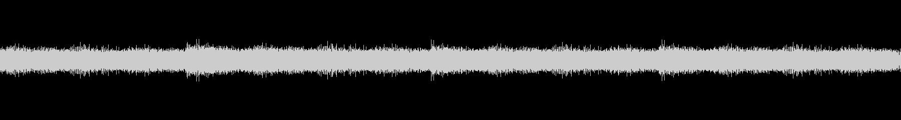 ビビビビビビビ(バックで低音の音あり)の未再生の波形