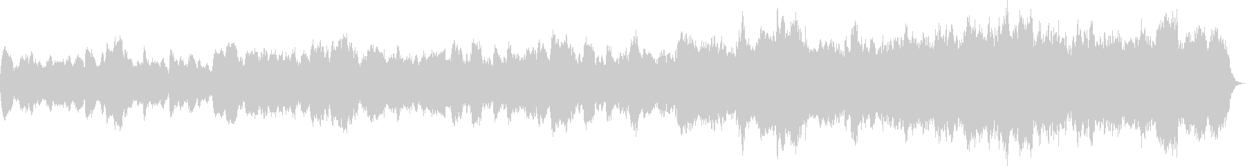 フルートとチェンバロの中世ルネッサンス風の未再生の波形
