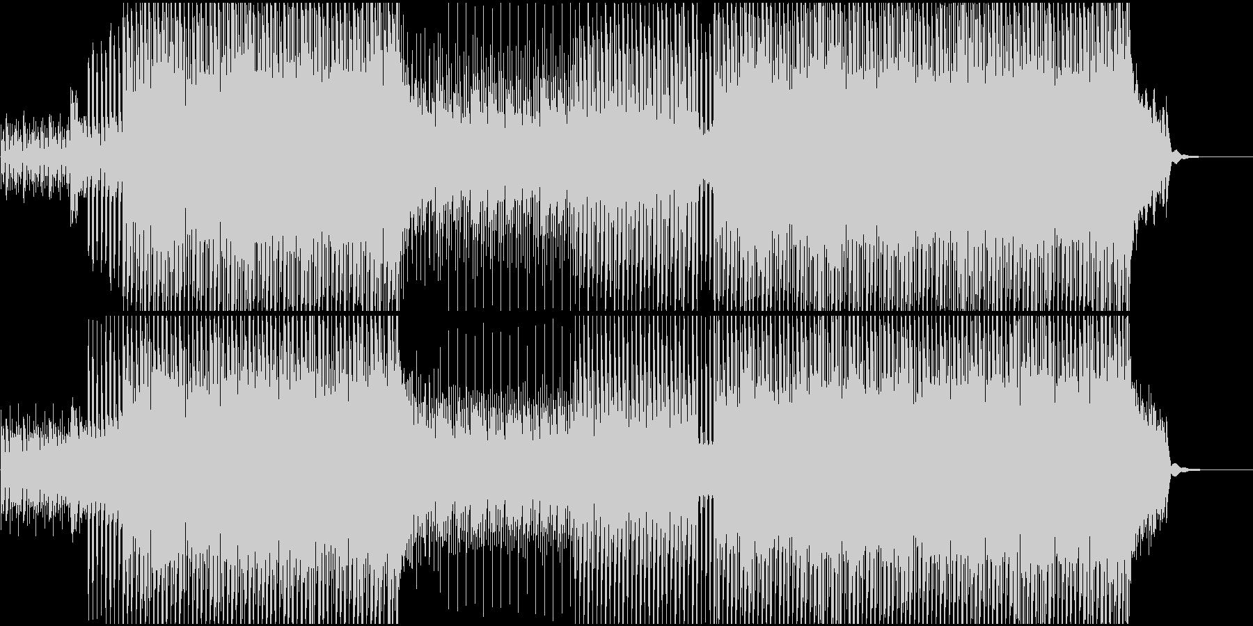 CMや映像に ピアノ爽やかオープニング系の未再生の波形