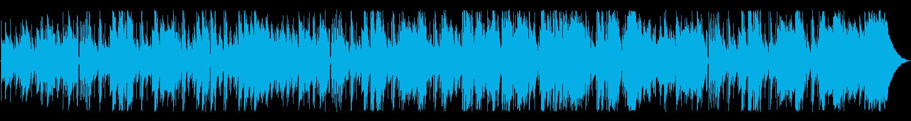 ビーズと腕輪(sax)の再生済みの波形