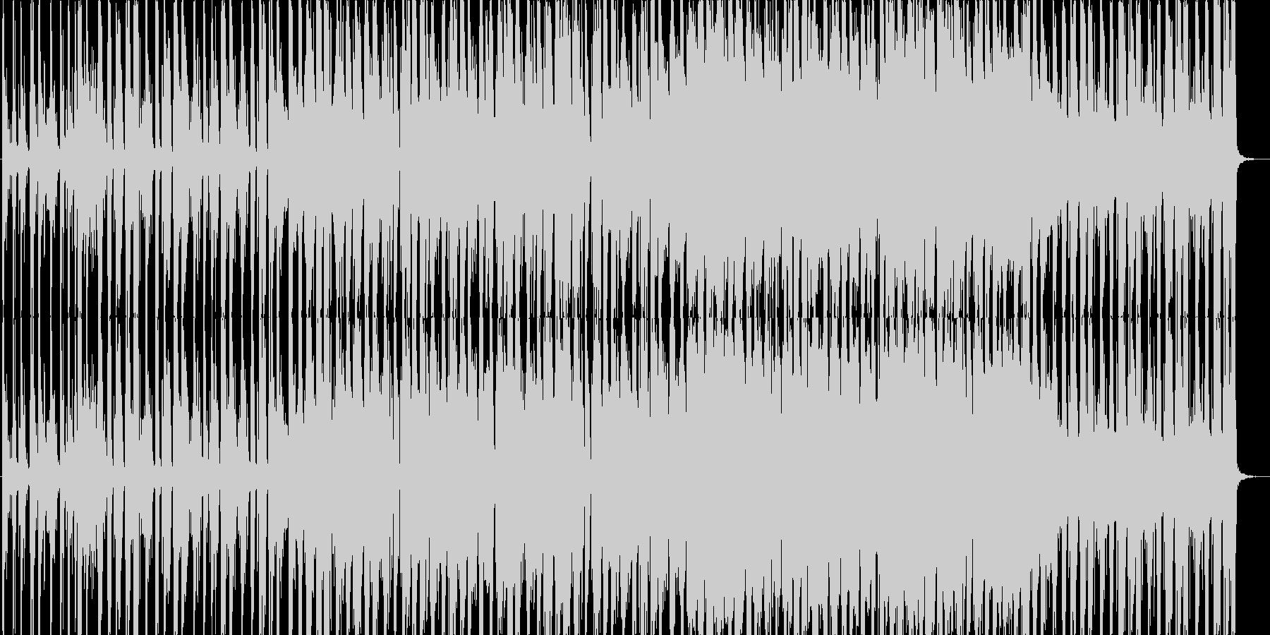 マーチングのリズムでノリのよいケルト風の未再生の波形
