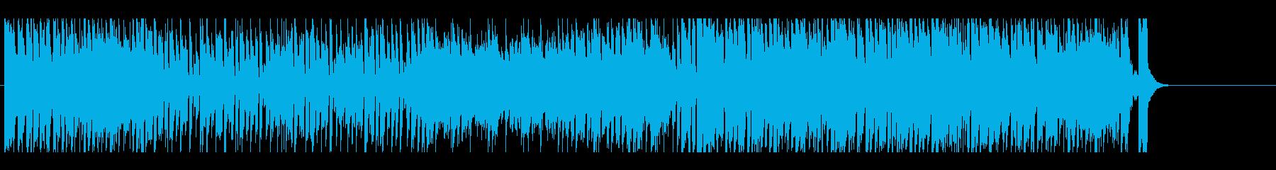 元気 充実 躍動 企業 CM いきいきの再生済みの波形
