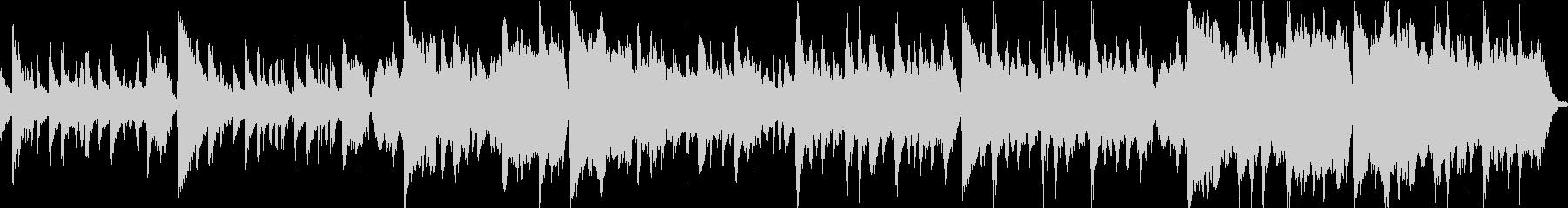ストリングス系のホラーbgmループokの未再生の波形