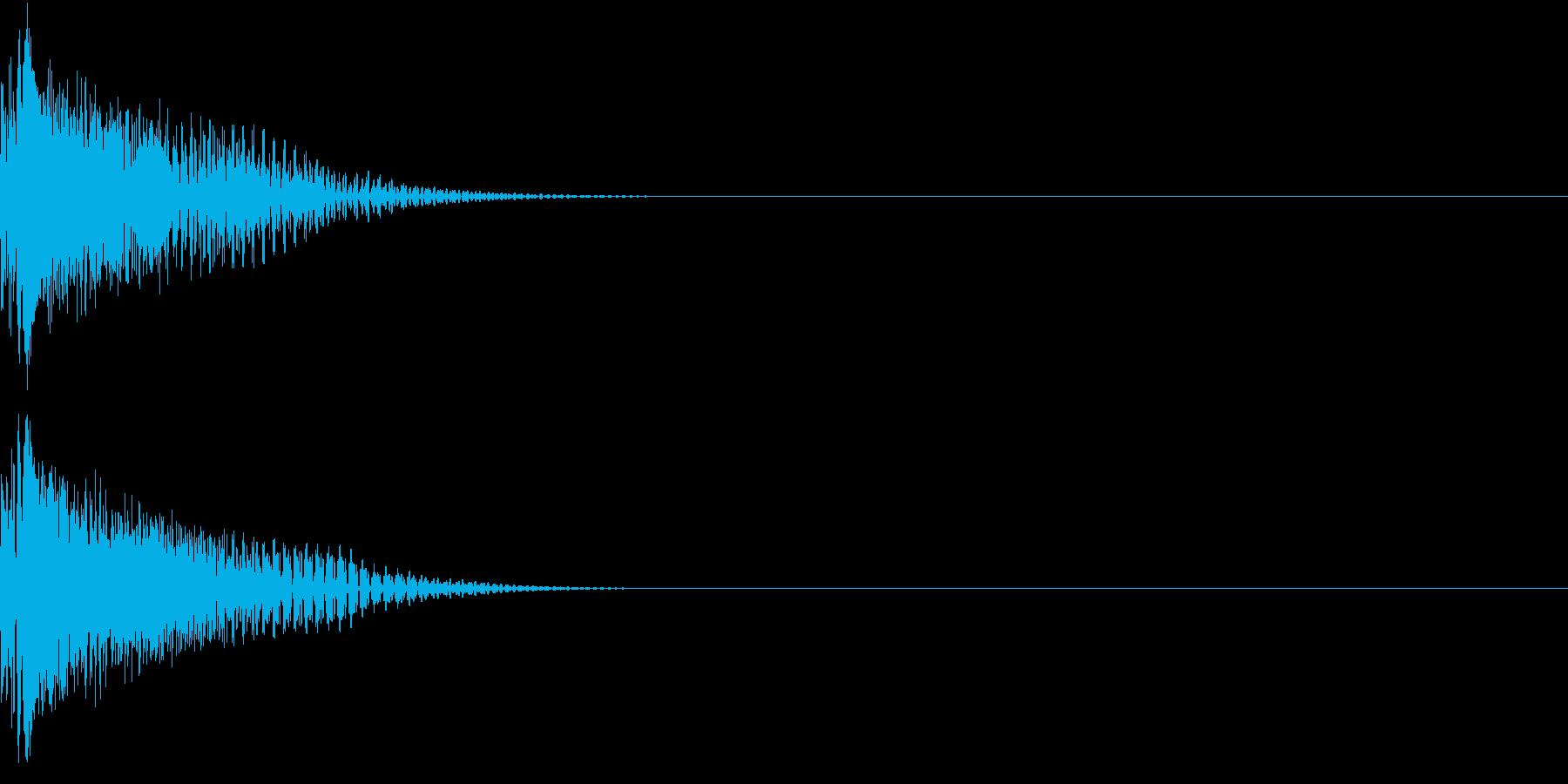 Weapon ビーム小銃 レーザーガンの再生済みの波形