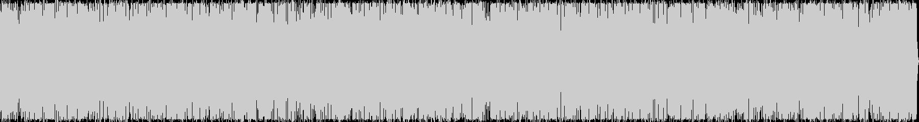 モダンジャズギタートリオが18分の未再生の波形