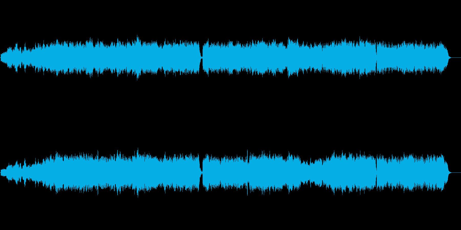 パレストリーナ「聖なる日は」弦楽四重奏の再生済みの波形